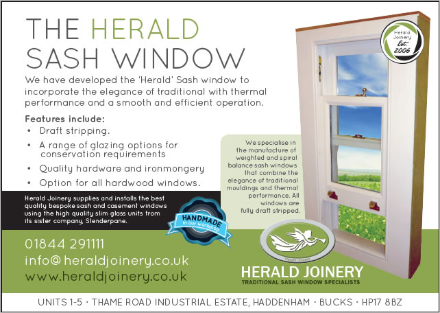 Herald Sash Window